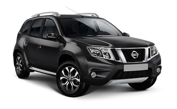 Nissan Terrano Black 1