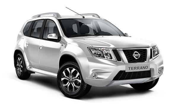 Nissan Terrano W 1